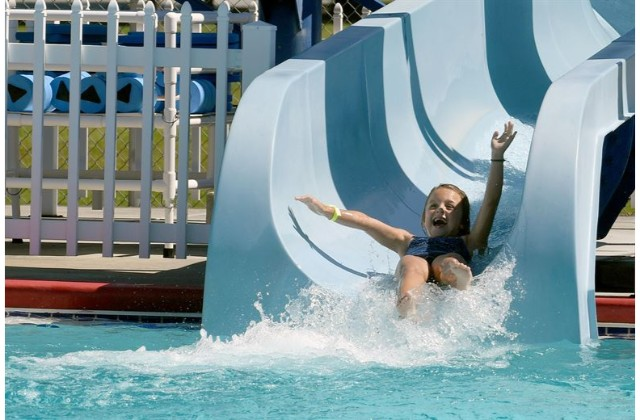 Water park Lake of the Ozarks