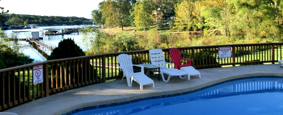 Lake Ozark Vacation Rental Pool